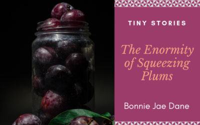 Tiny Stories: The Enormity of Squeezing Plums