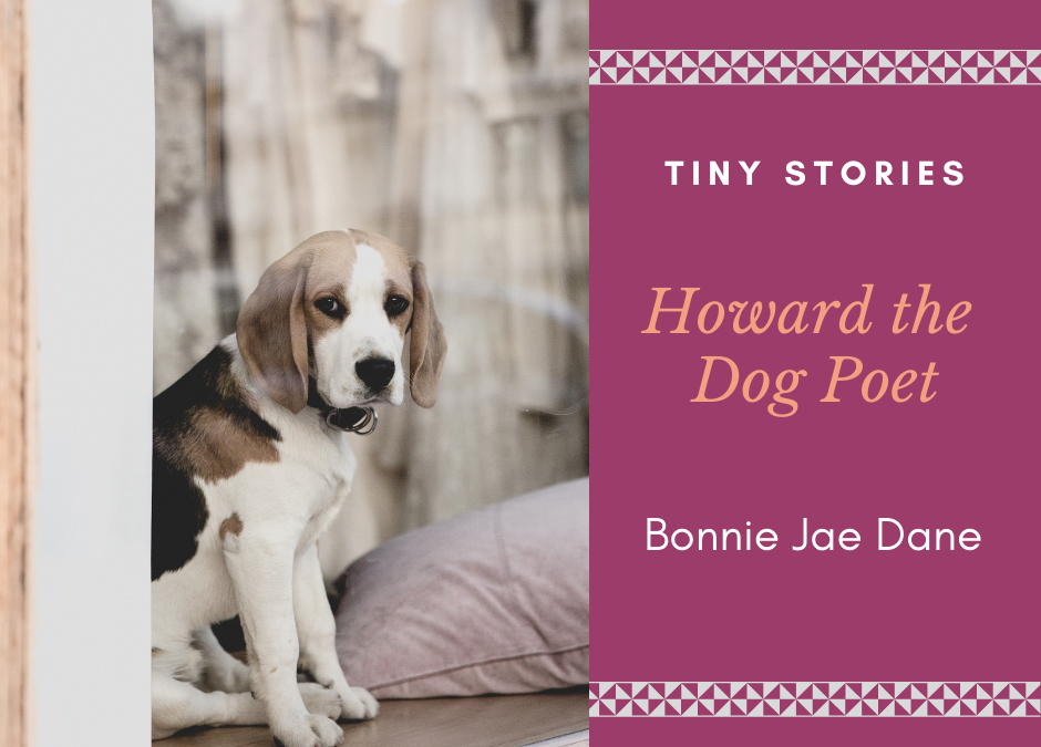 Howard the Dog Poet