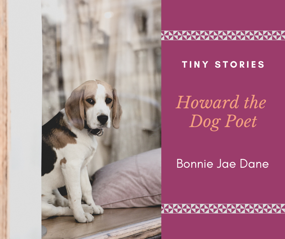 Howard the Dog Poet