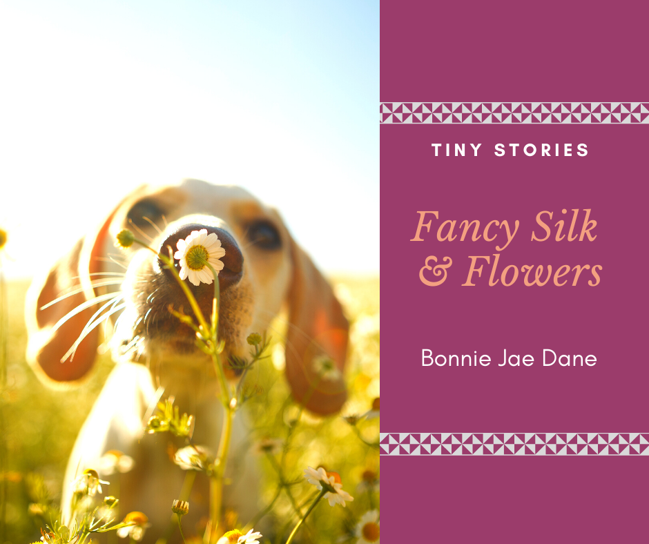 Fancy Silk & Flowers